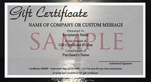 office gift certificate template print your own gift certificates using easy templates