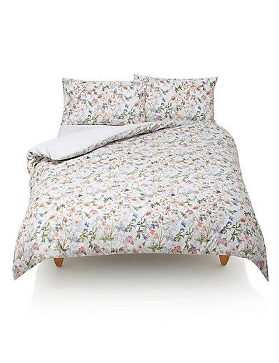 Arabella Print Bedding Set M&s