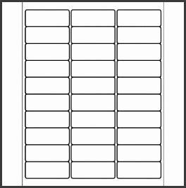 mailing label template sampletemplatess