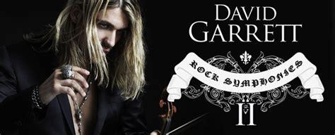 international media david garrett rock symphonies ii