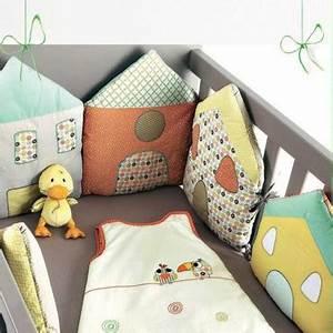 Tour De Lit Modulable : chambre de b b 35 tours de lit craquants pour les tout ~ Melissatoandfro.com Idées de Décoration