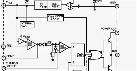 ingin berbagi ilmu dan pengalaman regulator switching dengan driver ka3842