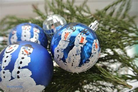 basteln weihnachten mit kindern kinderbastelei zu weihnachten basteln diy mit kindern weihnachtskugel christmaumkugel