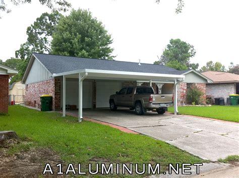 aluminum carport in lamarque tx 187 a 1