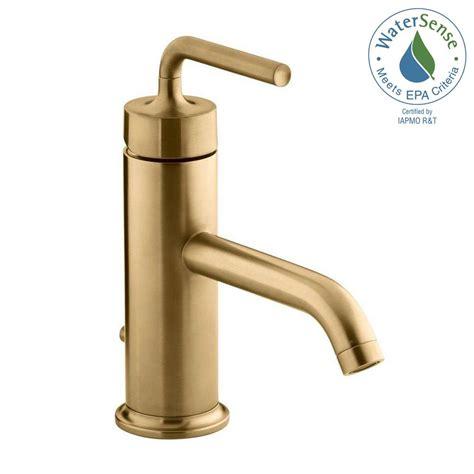 Bathroom Sink  Kohler Gold Bathroom Fixtures Gold