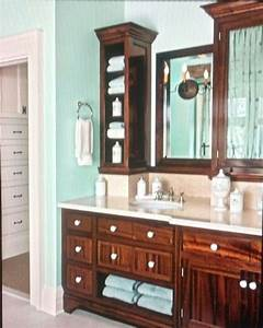 17, Best, Images, About, Dark, Bathroom, Cabinets, On, Pinterest