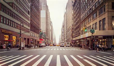 New York City Street Hd Wallpaper Pixelstalknet