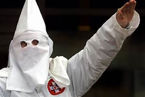 KKK Is Recruiting At A Portland Oregon High School