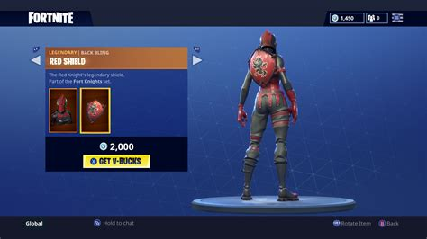 fortnites rare  red knight skin