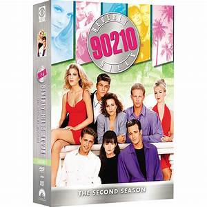 Beverly Hills 90210 Season 2 Dvd Shop The Cbs Official