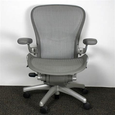 herman miller aeron chair size  solutions office interiors