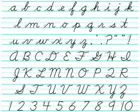 currsive writing there s no reason for to learn cursive but politicians keep trying to make them vox