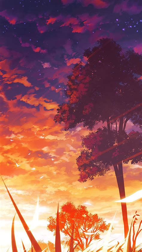 Scenery Anime Wallpaper - anime scenery wallpaper wallpapersafari