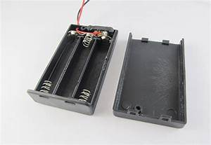 Aaa Battery Box Wiring Diagram 4 : 1pcs 3x aaa 3a 4 5v cell battery holder box case with ~ A.2002-acura-tl-radio.info Haus und Dekorationen