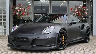 Rs Porsche Gt3 911 Matzwarte Batcave Mooi