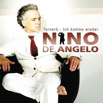 Nino de angelo, aka domenico gerhard gorgoglione, born 18th december 1963 in karlsruhe, germany; Deutsch - Nino de Angelo - Tornero-Ich komme wieder ...