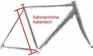Rahmenhöhe Fahrrad Berechnen : der mythos rahmenh he ~ Themetempest.com Abrechnung