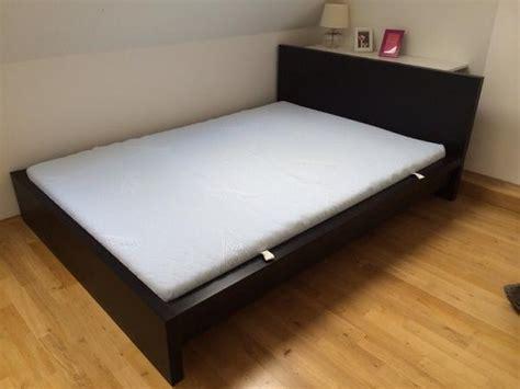 ikea malm bett 140x200 inkl lattenrost matratze in m 252 nchen betten kaufen und verkaufen 252 ber - Bett Ikea 140x200