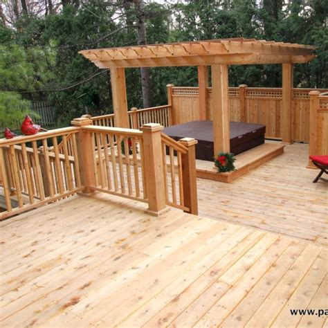 Decks With Hot Tubs Archives  Patios Et Clôtures Beaulieu. High Back Patio Rocking Chair. Patio Design With Steps. How To Build Patio Edging. Easy Brick Patio Designs. Small Backyard Cottage Ideas. Patio Furniture Stores Phoenix. Buy Agio Patio Furniture. Patio Furniture From Home Goods