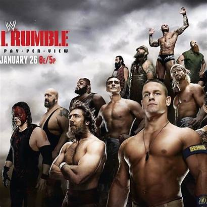 Rumble Royal Wwe Winner Winners Raw Wrestlemania
