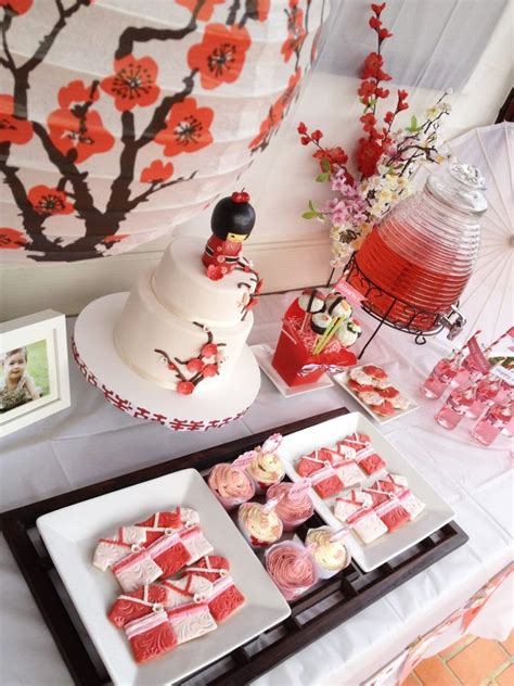 Todi {customer Parties} Kokeshi Doll Japanese Theme