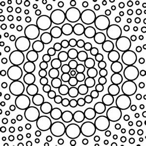 circle mandala coloring page  printable coloring pages
