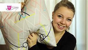 Kissenbezug Selber Nähen : kissenbezug mit hotelverschluss selber n hen diy eule ~ Lizthompson.info Haus und Dekorationen