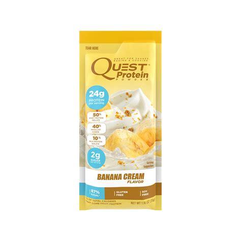 Amazon.com: Quest Nutrition Protein Powder, Cinnamon