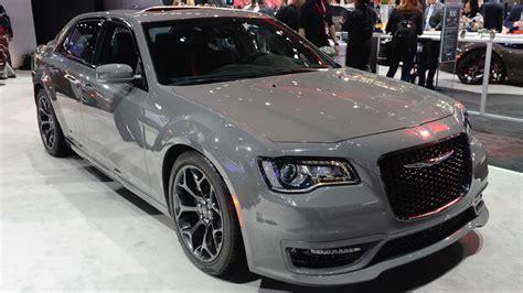 2017 Chrysler 300s Sport Appearance Package Makes Tweaks