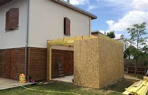 Extension Maison Bois Kit : prix agrandissement maison 20m2 extension bois cool en ~ Melissatoandfro.com Idées de Décoration