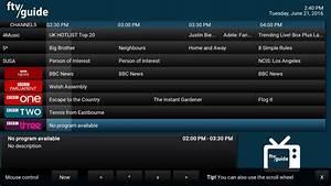 Ftv Guide  Filmon Tv With Tv Guide Epg  June