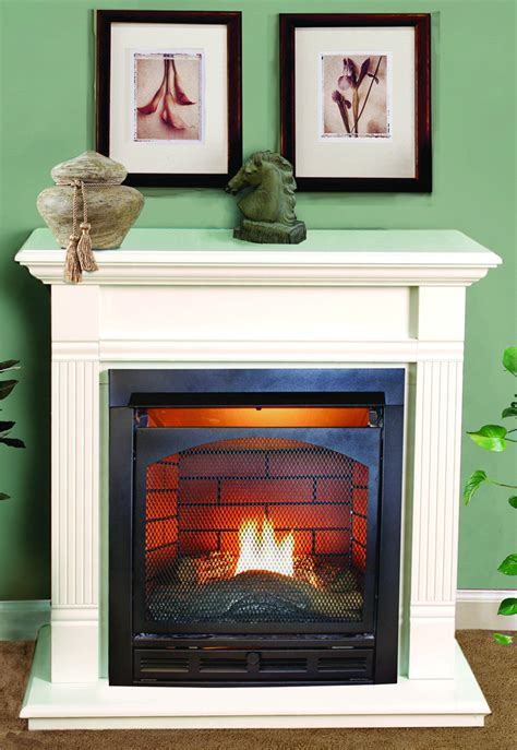 heat glow vented gas fireplace kvrivercom