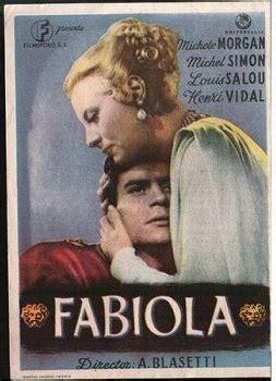 fabiola  film wikipedia