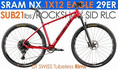 Bikes Mountain 29er Eagle Tubeless Dt Swiss