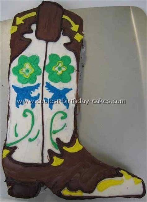 coolest western birthday cakes