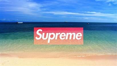 Supreme Wallpapers Cool Desktop Backgrounds Gambar Laptop