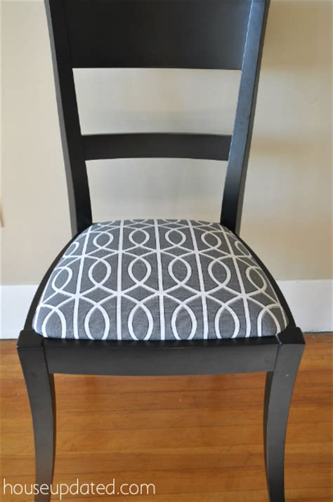 Recover Upholstery by Recovering Dining Chairs Dwell Studio Porte