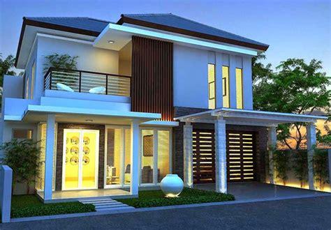 konsep rumah minimalis  lantai   lantai desain