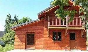 creez votre propre maison ecologique grace a des briques With maison brique et bois