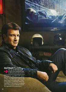 NATHAN FILLION QUOTES image quotes at relatably.com