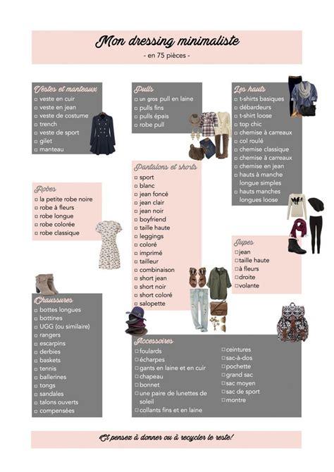 Garde Robe Minimaliste Femme by Les 25 Meilleures Id 233 Es De La Cat 233 Gorie Style Minimaliste