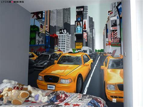 déco chambre sur le theme de york