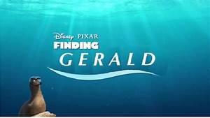 Finding Dory - Poor Gerald - YouTube