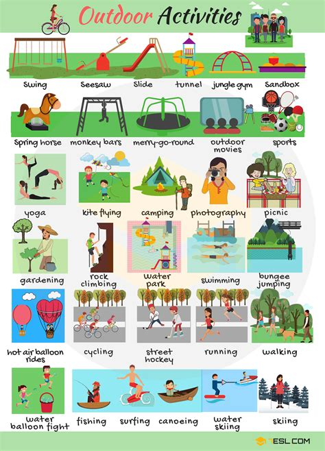 outdoor games list   outdoor games  pictures