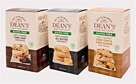 wine and beverage cooler shortbread maker dean 39 s launches gluten free range