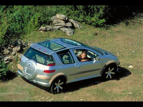 Peugeot 206 Escapade Photos News Reviews Specs Car