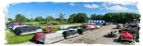 Pontoon Boats In Manitoba by Manitoba Boats Powersports Dealer Watertown Winnipeg