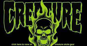 Creature Skateboards Wallpaper   www.pixshark.com - Images ...