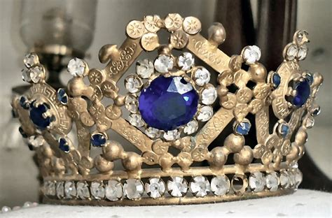 ribbonsmyth: Antique French Crown to commemorate the Royal ...