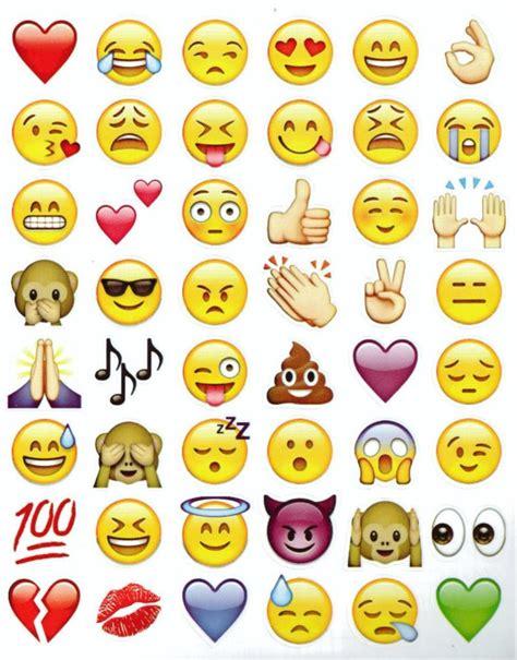 List Of Emoji Names